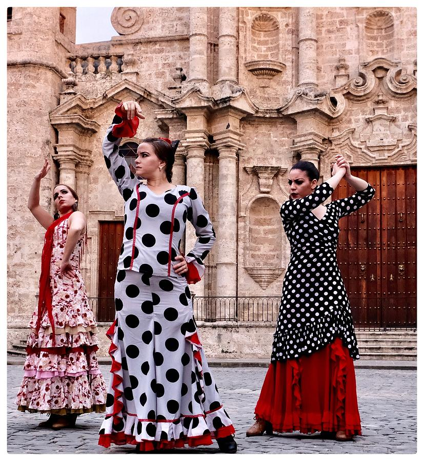 Flamenco de Tres by Jeffrey PERKINS