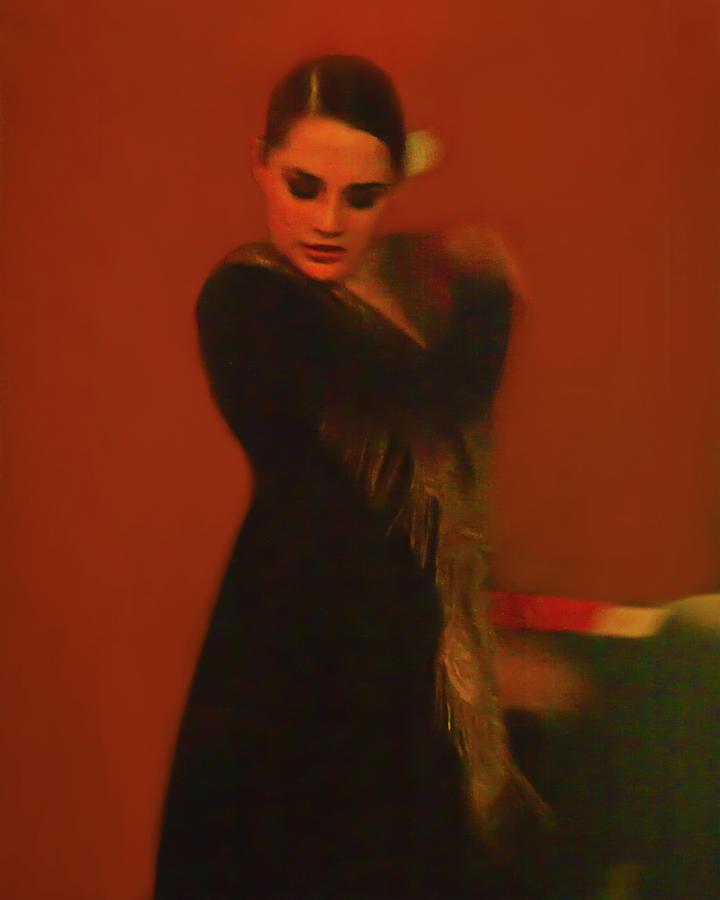 Flamenco Series 2 by Catherine Sobredo
