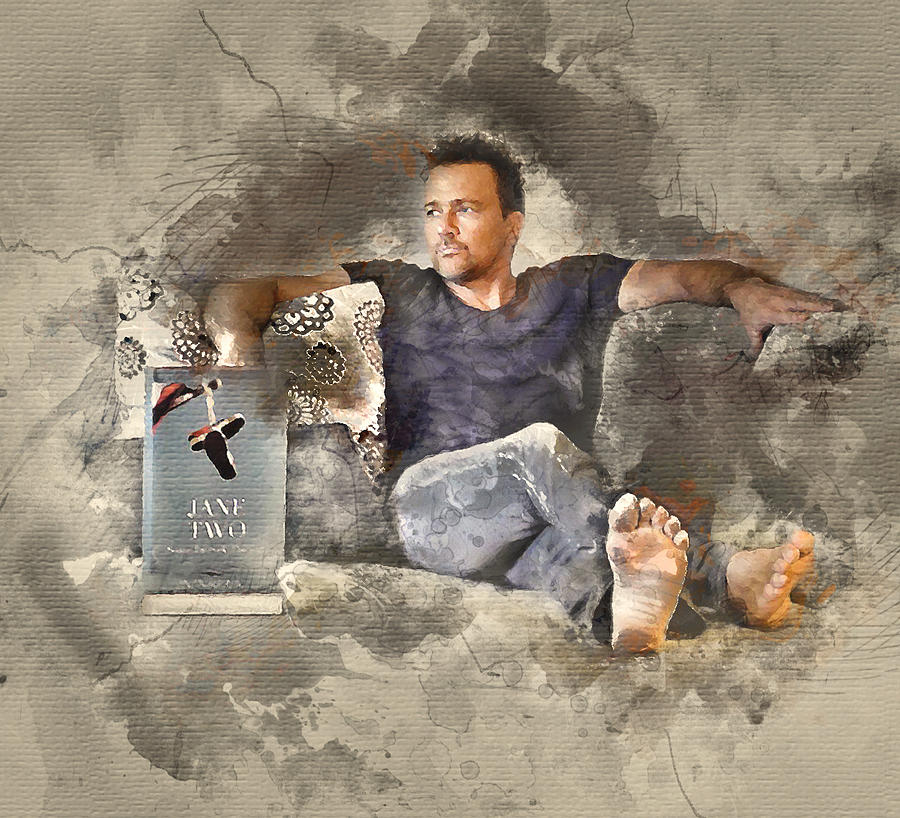 Flanery With Jane Two by Flanery Art Designs