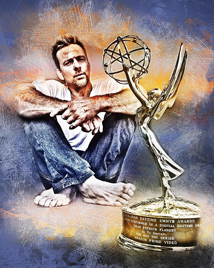 Flanery Won Emmy by Flanery Art Designs