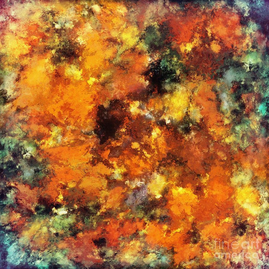 Landscape Digital Art - Flash Point by Keith Mills