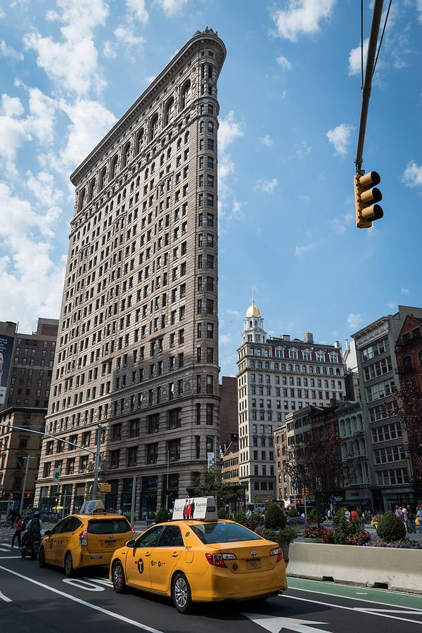 Flatiron Building, New York by Michelle McConnell
