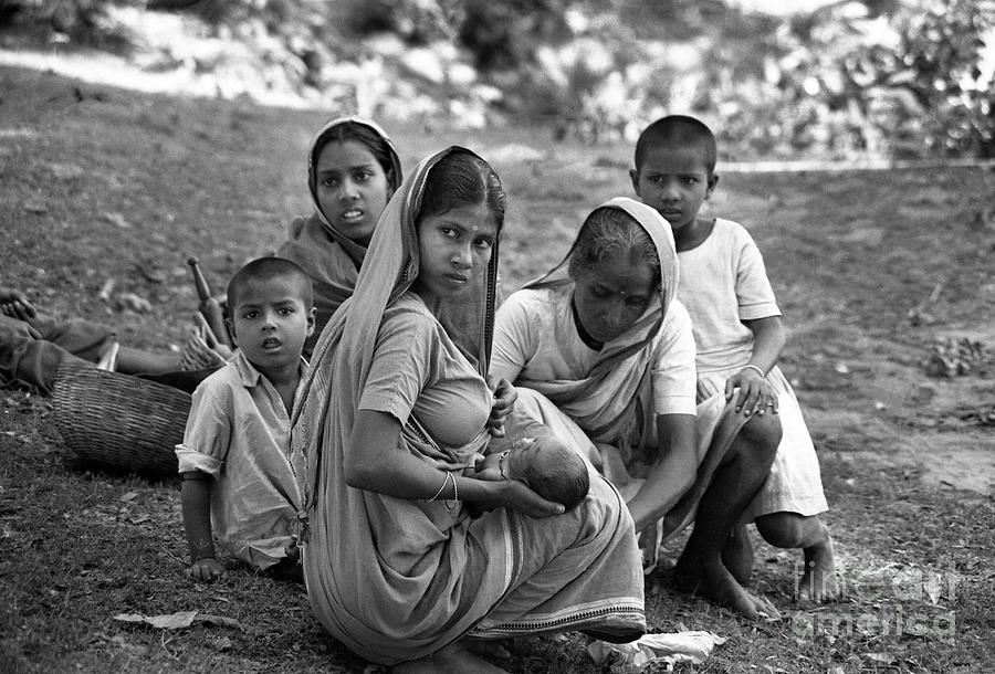 Fleeing East Pakistan Photograph by Bettmann