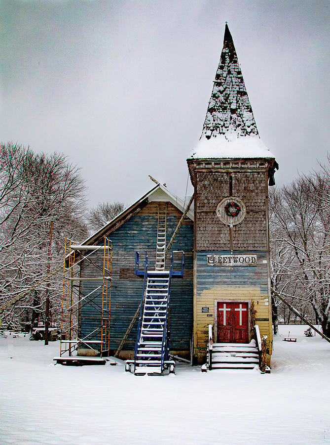 Fleetwood Church by Jeanne Jackson