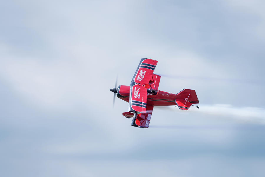 Flight of the Pitts S1S by Todd Henson