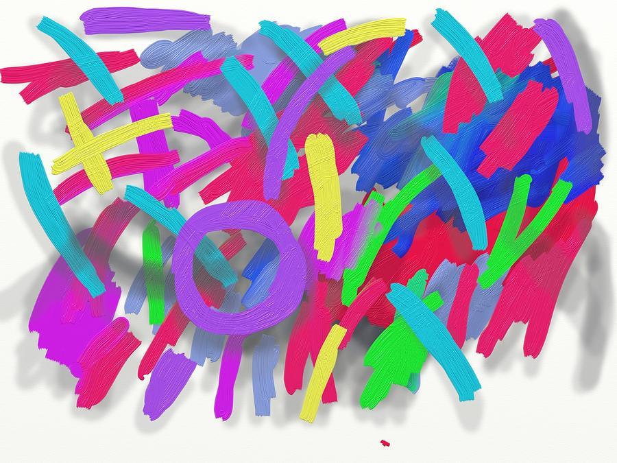 Floating Color by Joe Roache