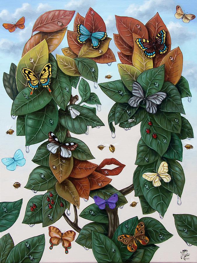 Flora by Victor Molev