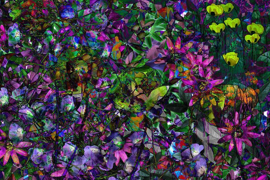 floral 011819 by David Lane