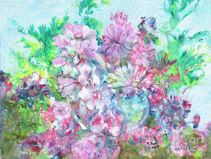 Floral Abundance by Marlene Book