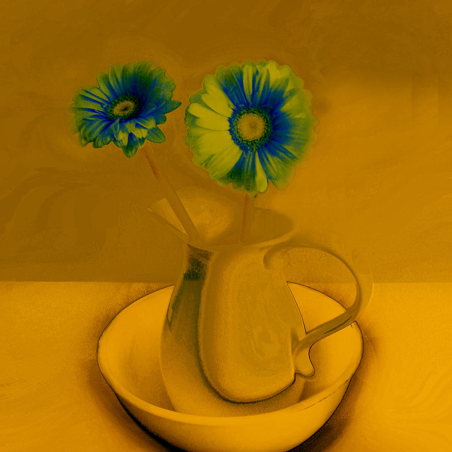Floral Art 413 by Miss Pet Sitter