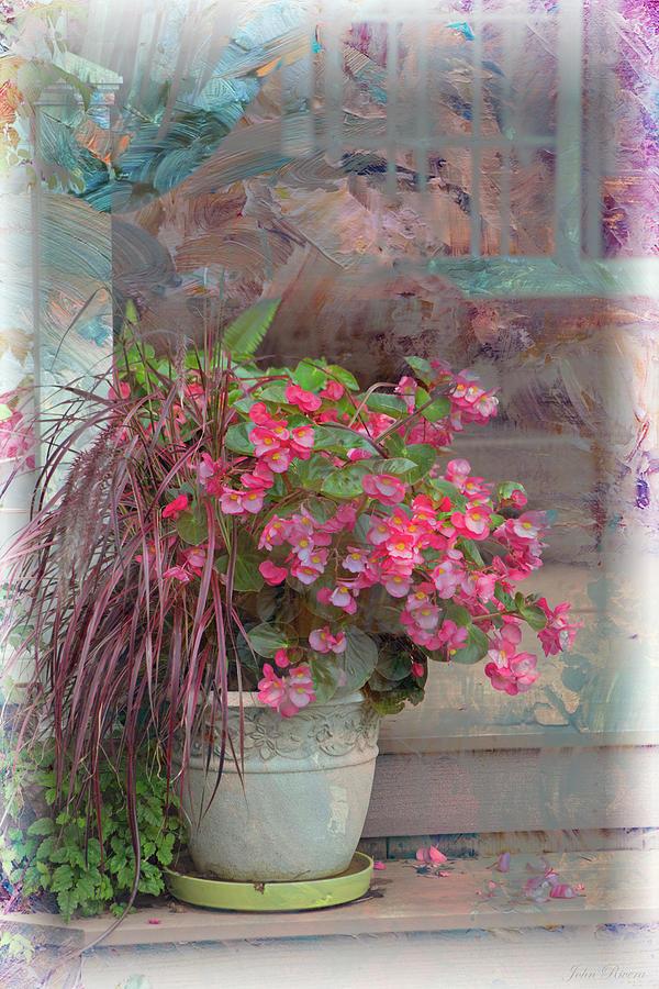 Floral Art by John Rivera