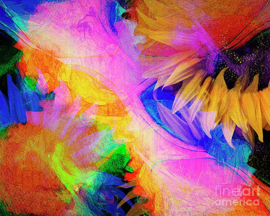 Floral Dance 006 by Edmund Nagele
