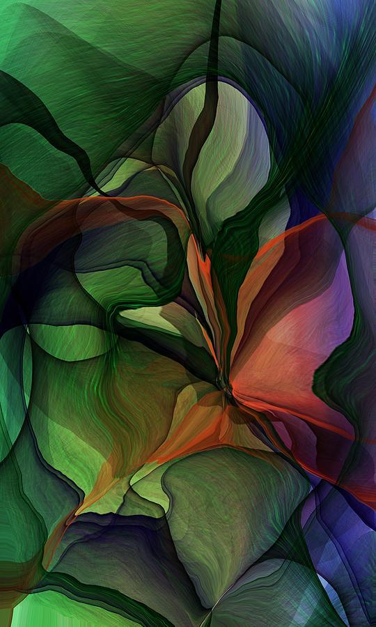 floral fantasy 0918 by David Lane