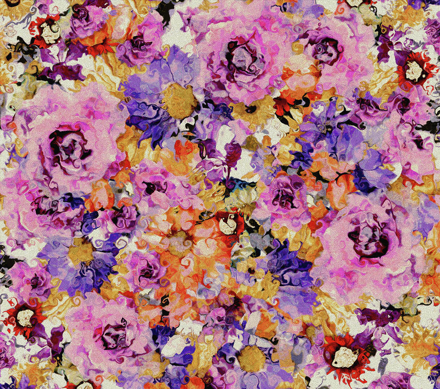 Floral Impressions by Natalie Holland