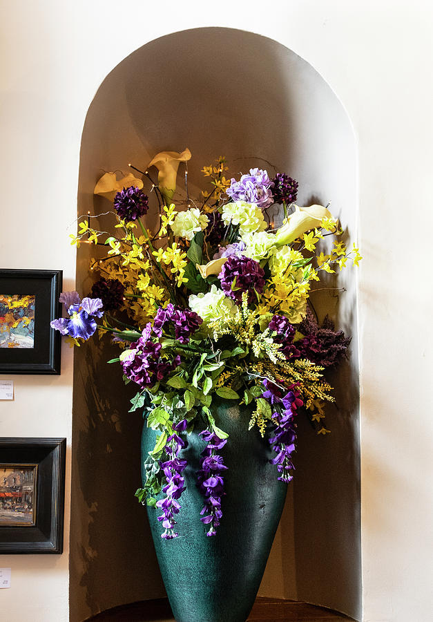 Floral Nook by Suzanne Gaff