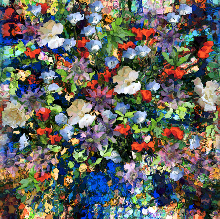 Floral Symphony by Natalie Holland