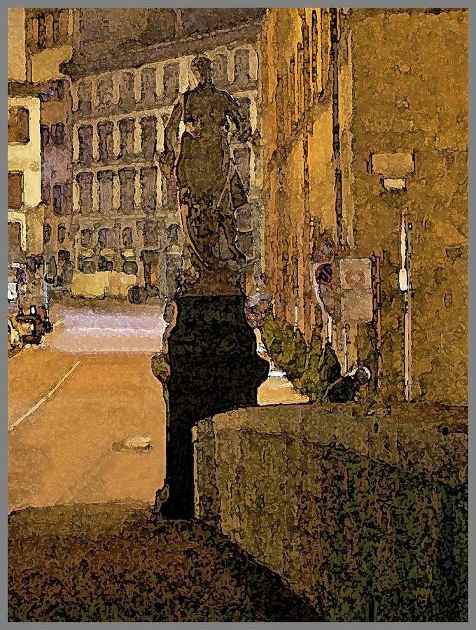 Florence-Via Tornabuoni by Guy Ciarcia