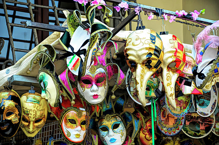 Florentine Masks by PAUL COCO