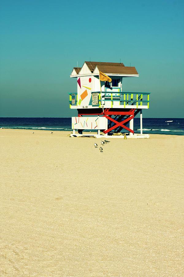 Florida Beach by Anna Yanev