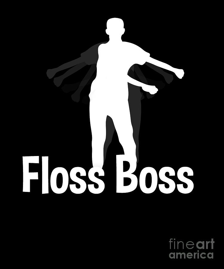 Floss Like A Boss Gift For School Kids Youth For School Dance Or Party