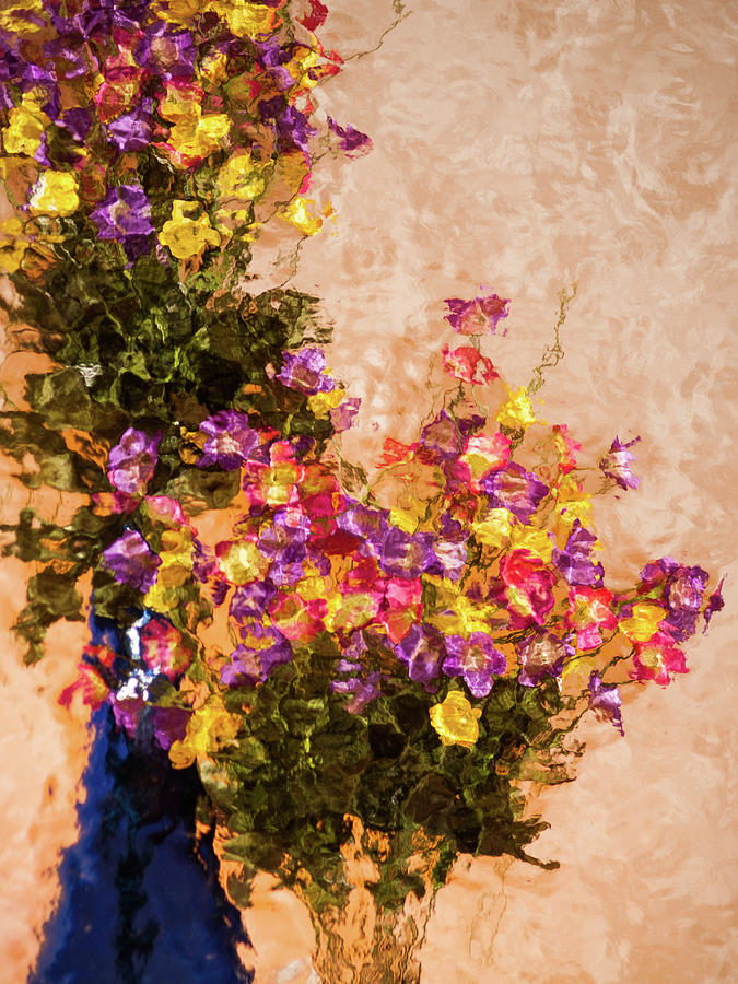 Flower Bouquet by Stewart Helberg