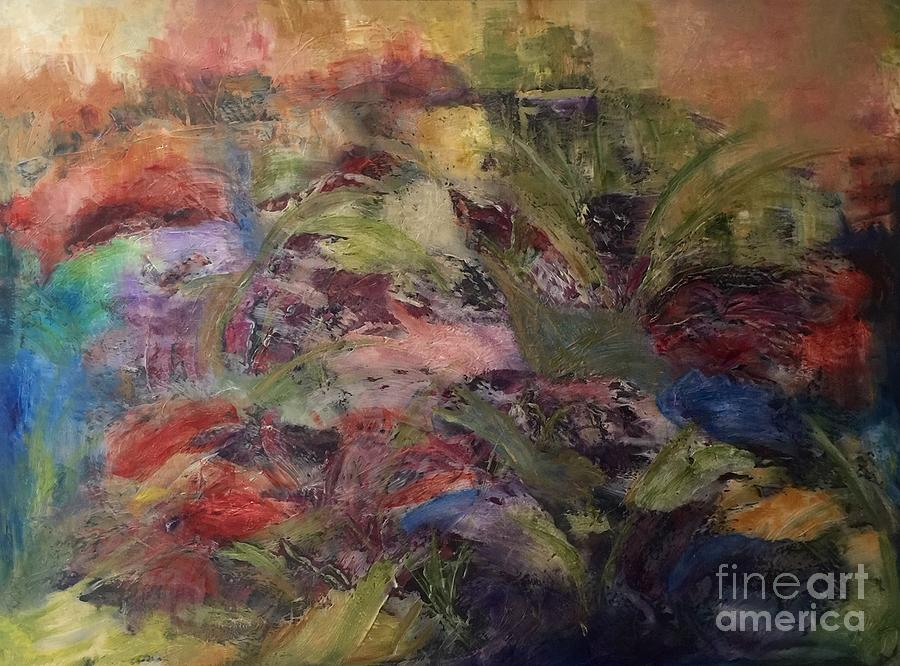 Flower Burst by Connie Pearce