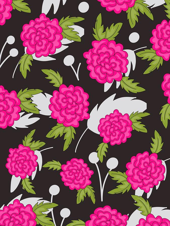 Flower by Deborah Carrie