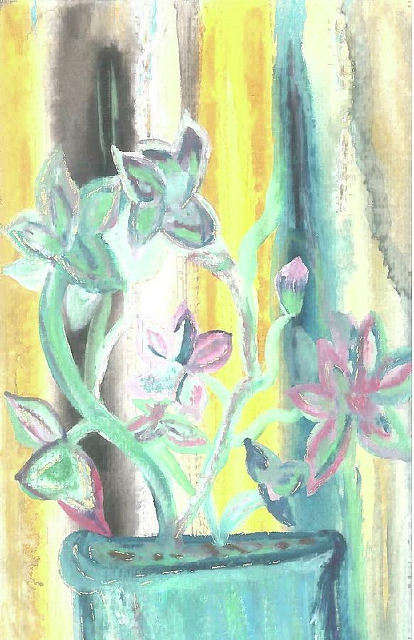 Flower Follies by Megan Ford-Miller