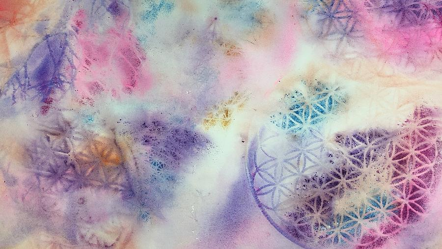 Flower of Life by Tara Moorman