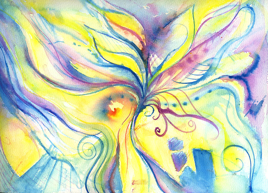 Flower Of The Soul Digital Art by Stereohype