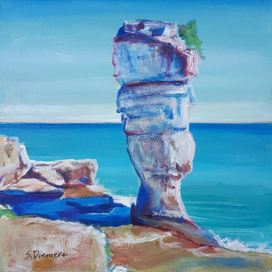 Flowerpot Island - 019 Of Celebrate Canada 150 Painting