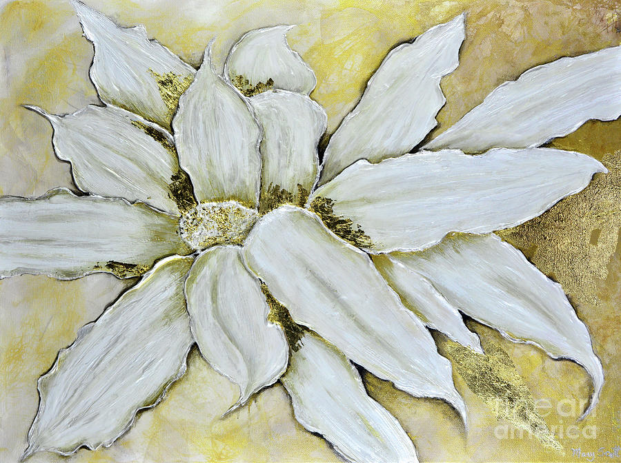 Flowering Gold by Mary Scott