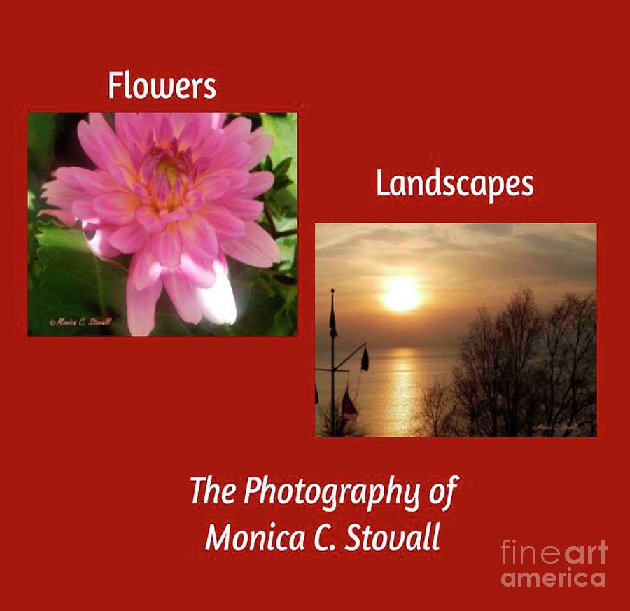 Flowers and Landscapes by Monica C Stovall