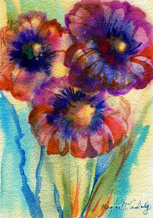Flowers for Elaine by Mary Lou McCambridge