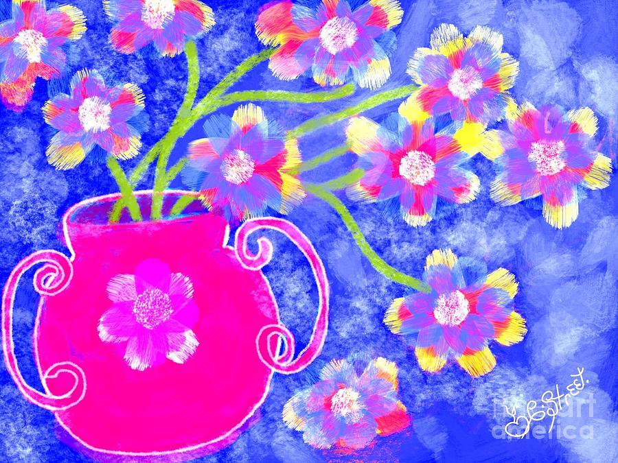 Flowers from Heaven by Caroline Street