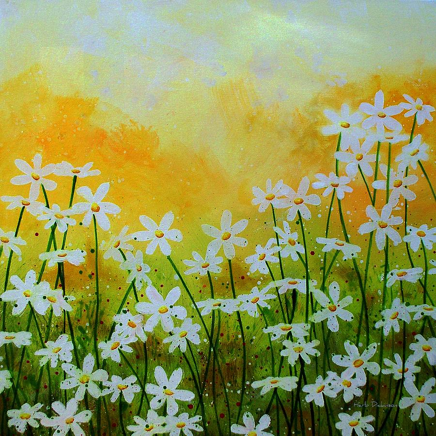 FLOWERS OF THE FIELD by Herb Dickinson
