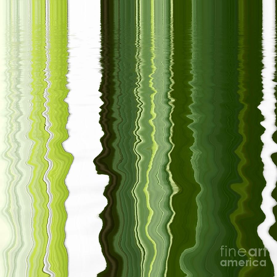 Fluid Greens by Jenny Revitz Soper