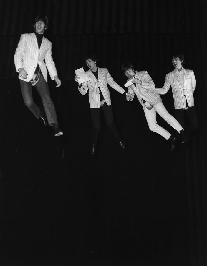 The Beatles Polska: Latający Beatlesi w London Palladium