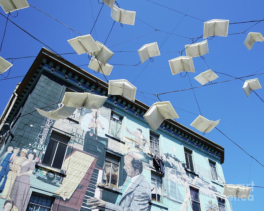 Flying Books by Steve Ondrus