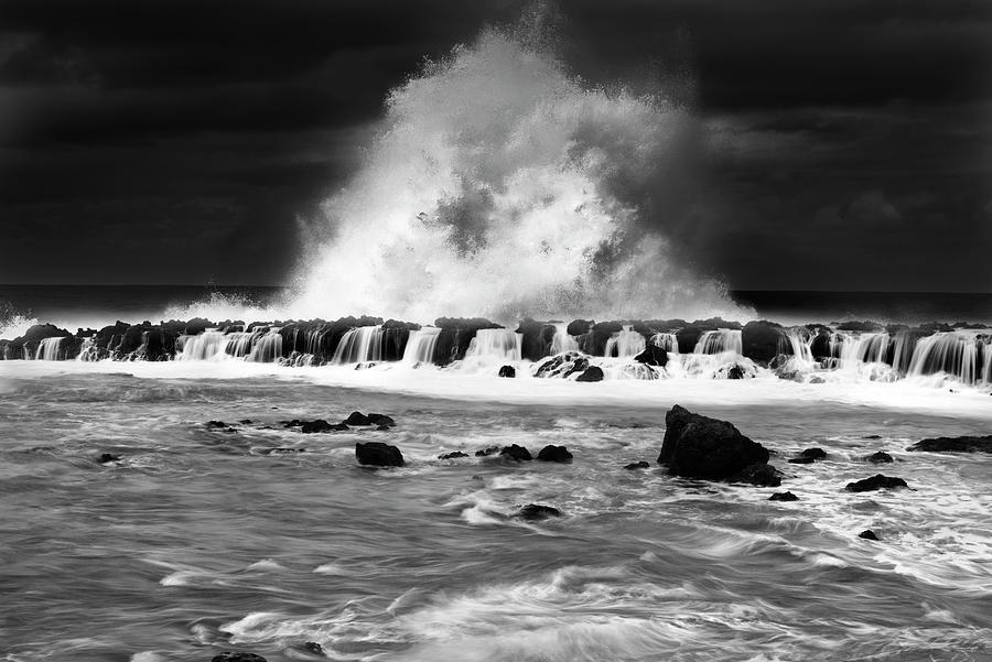 Foam Blast by Sean Davey