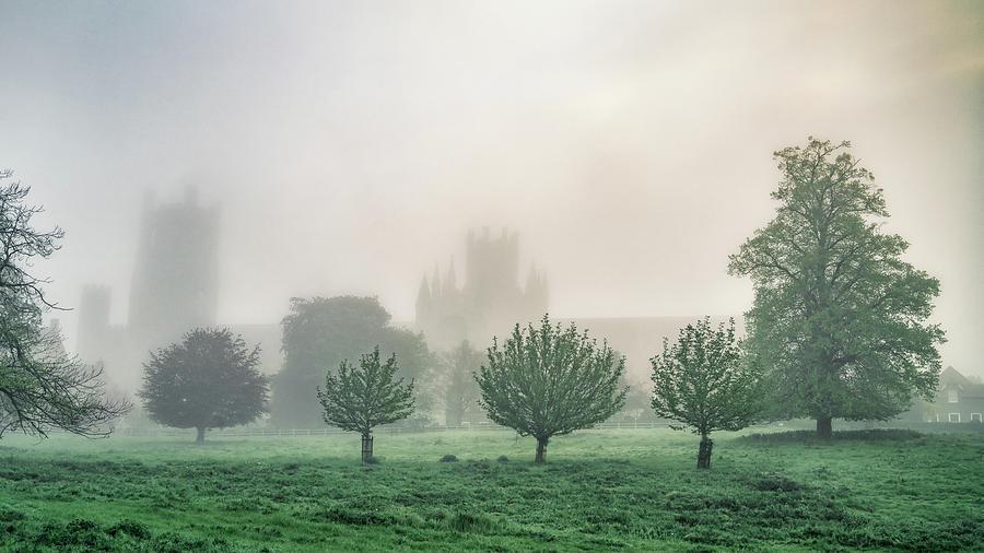 Foggy morning in Ely by James Billings