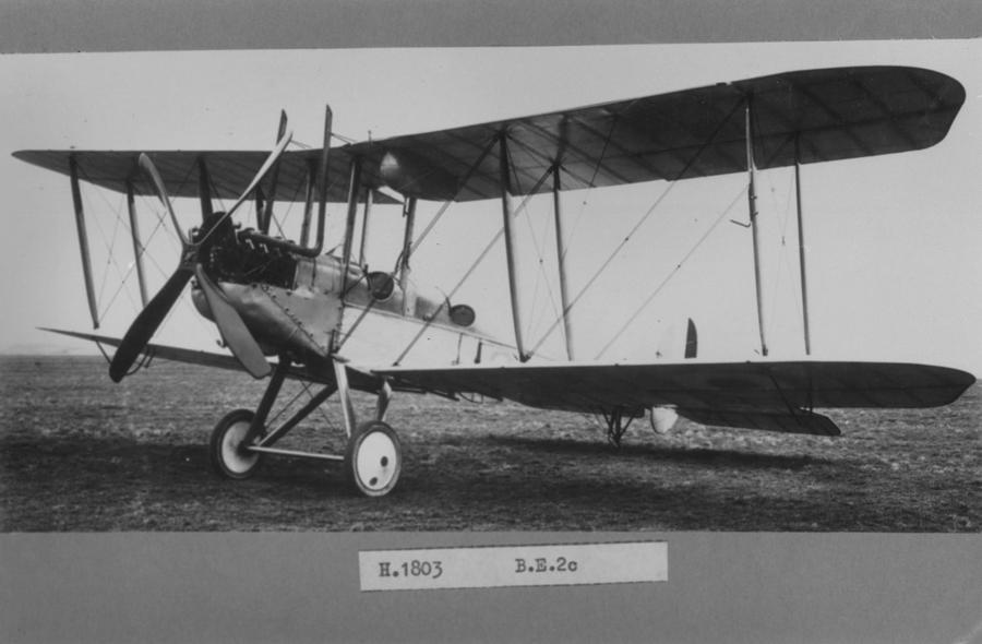 Fokker Fodder Photograph by Hulton Archive