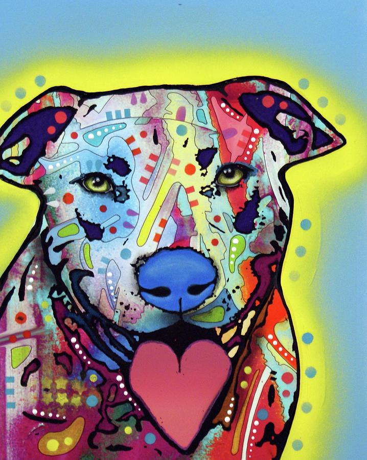 follow My Heart by Dean Russo Art