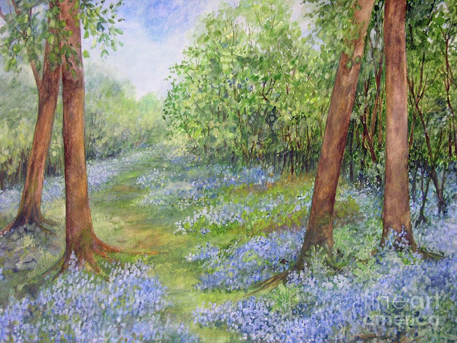 Follow the Bluebells by Laurie Rohner