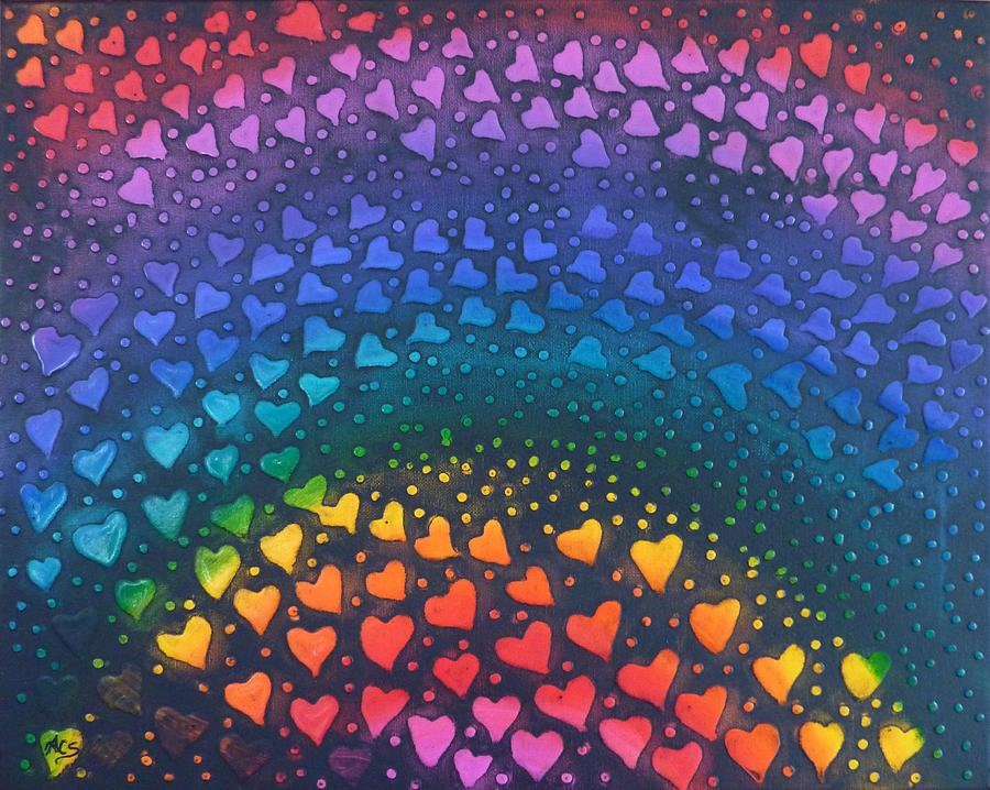 Follow Your Heart to Happiness by Amelie Simmons