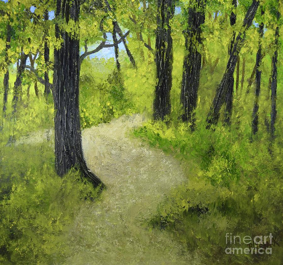 Follow Your Path by Barrie Stark
