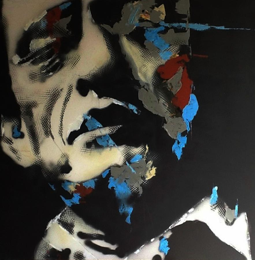 Folsom Blues _ Johnny Cash  by Paul Lovering