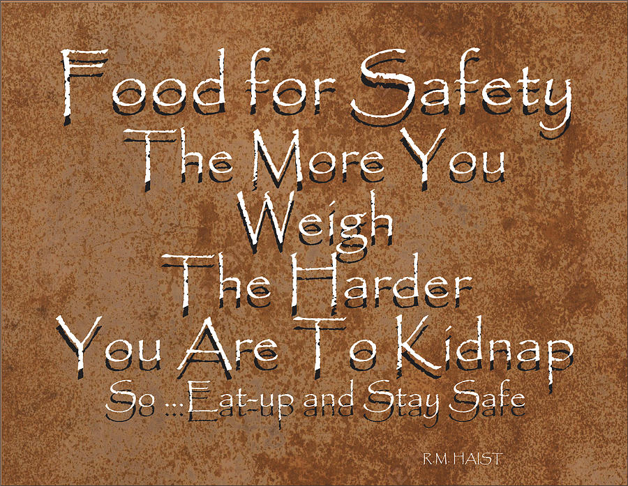 Food for Safety by Ron Haist