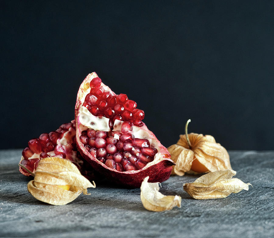 Food Still Life Photograph by Carlo A