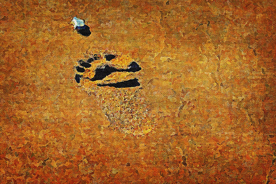 Footprint 1 by Cliff Guy
